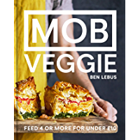 MOB Veggie: Feed 4 or more for under £10