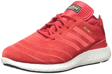 ec19368ddc7f9 adidas Men Busenitz Pure Boost (red Scarlet White) Size 8 US