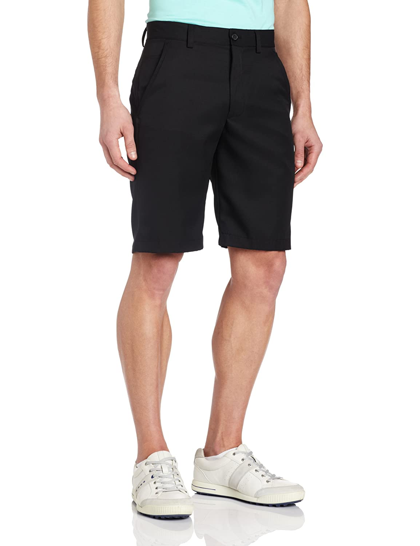IZOD Mens Flat Front Nylon Short