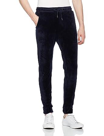 Urban Classics Velvet Pants, Pantalon Homme  Amazon.fr  Vêtements et ... b9447f8030c6