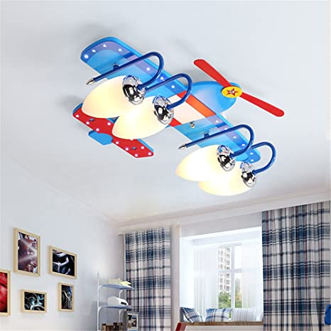 High Quality Modern LED Pendant Flush Mount Ceiling Fixtures Light Kids Room Ceiling  Light Boys Room Creative Cartoon Lights Light Lens Light Lens Light, ...