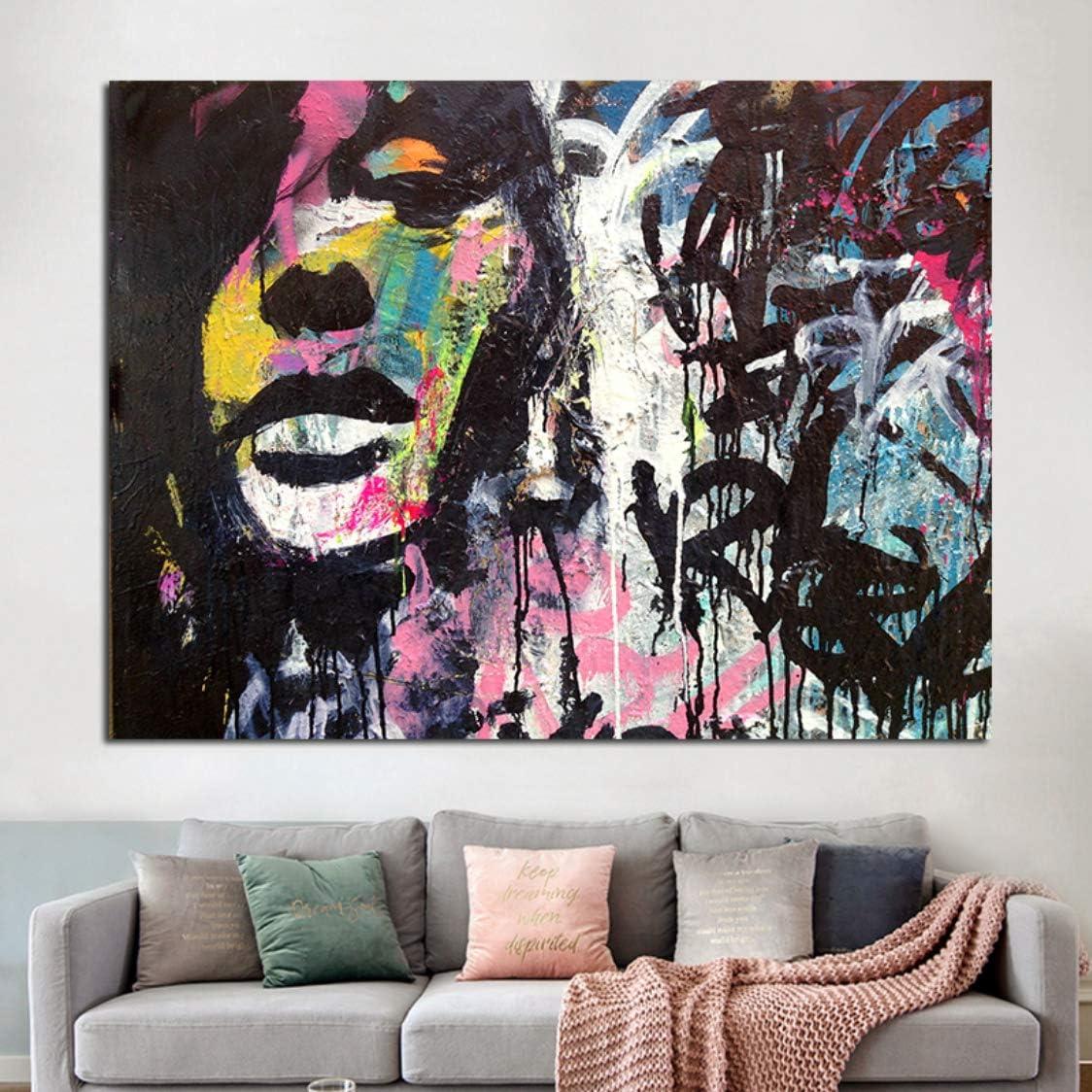 Danjiao Famoso Pintor Abstracto Mujeres Pared Arte Cuadros Moderno Lienzo Pintura Imagen Gráfica Regalo Decoración Del Hogar Para Dormitorio Carteles Sala De Estar Decor 40x60cm