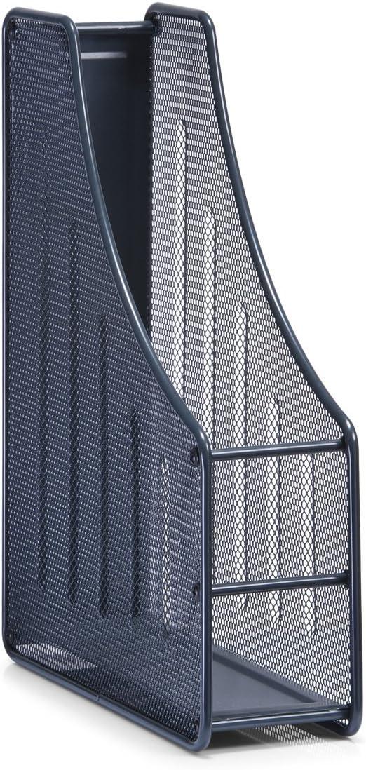 Plata Zeller Revistero Malla 32 x 9 x 29 5 cm ca
