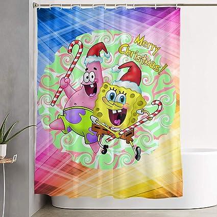 Amazon Com Home Decor Shower Curtain By Patrick Star