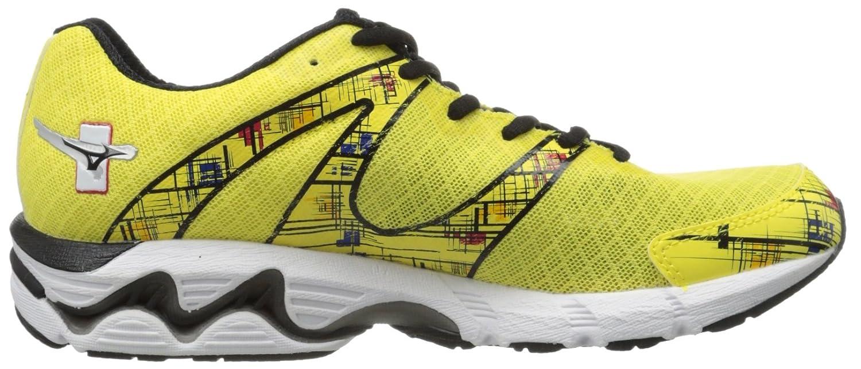 Mizuno Women's Wave Inspire 10 Running Shoe B00CSI805Y 6.5 M US|Yellow