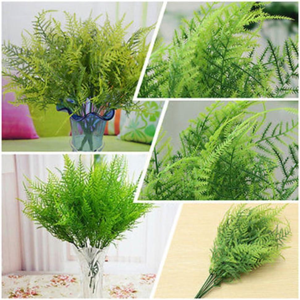 7 steli in plastica Sinotech per asparagi colore: Verde chiaro