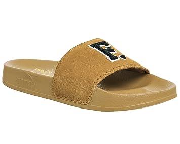 698e099b27d6 Puma Rihanna FENTY Unisex Suede Slide Sandale Erwachsene Herren Frauen Schuh  Größe 37
