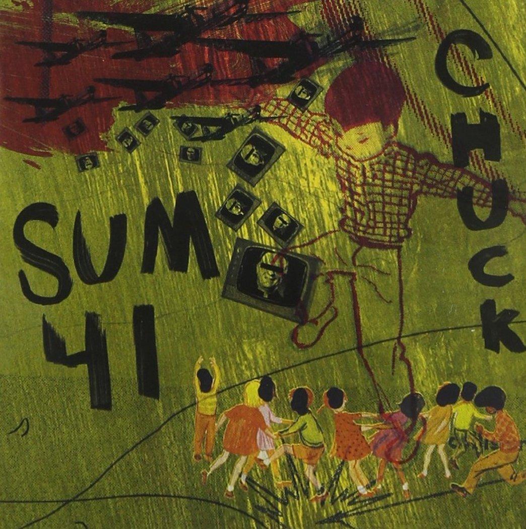 CD : Sum 41 - Chuck