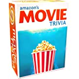 Movie Trivia Party Game (Amazon Exclusive) – Contains Over 800 Questions – 2 or More Players for Ages 12 and up by Outset Med