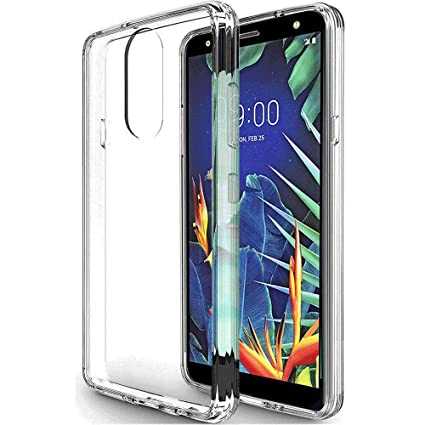 Amazon.com: Funda LG X4 2019, carcasa LG K40, carcasa LG K12 ...