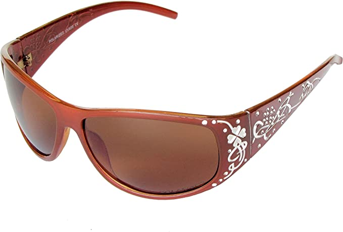 VOX Polarized Trendy Classic Womens Hot Fashion Sunglasses wFREE Microfiber Pouch