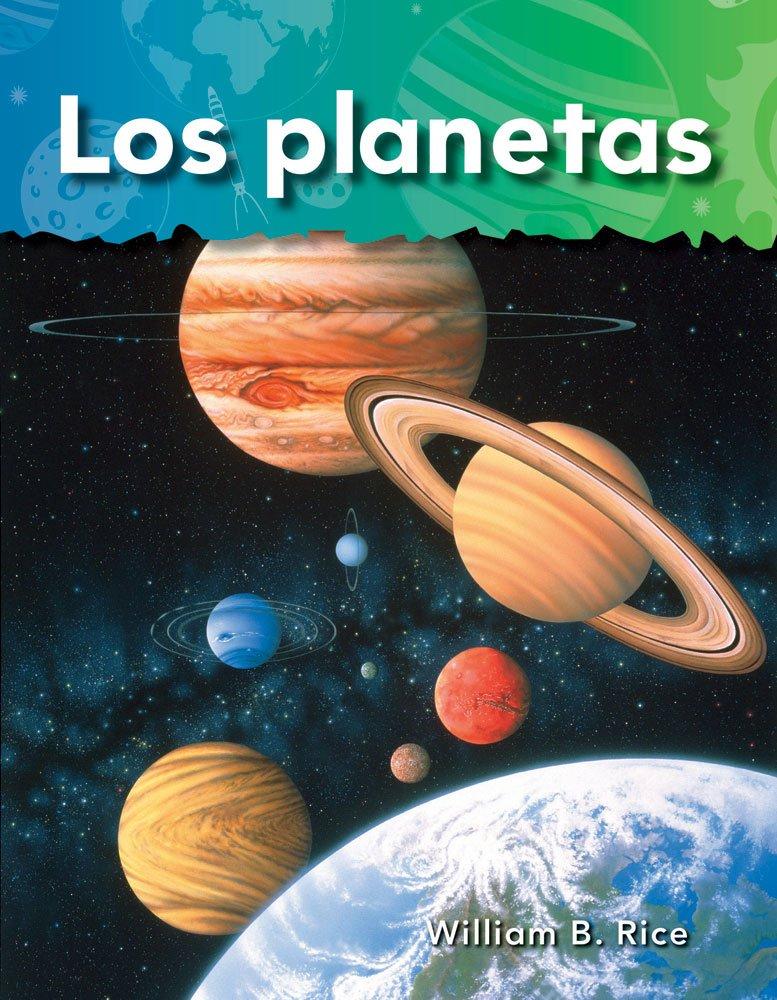 Los planetas (Planets) (Spanish Version) (Science Readers: A Closer Look) (Spanish Edition) pdf epub
