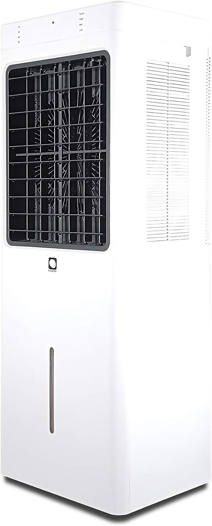 M Confort Elite 14 Climatizador Evaporativo Portátil, 62 Watts, 25 ...