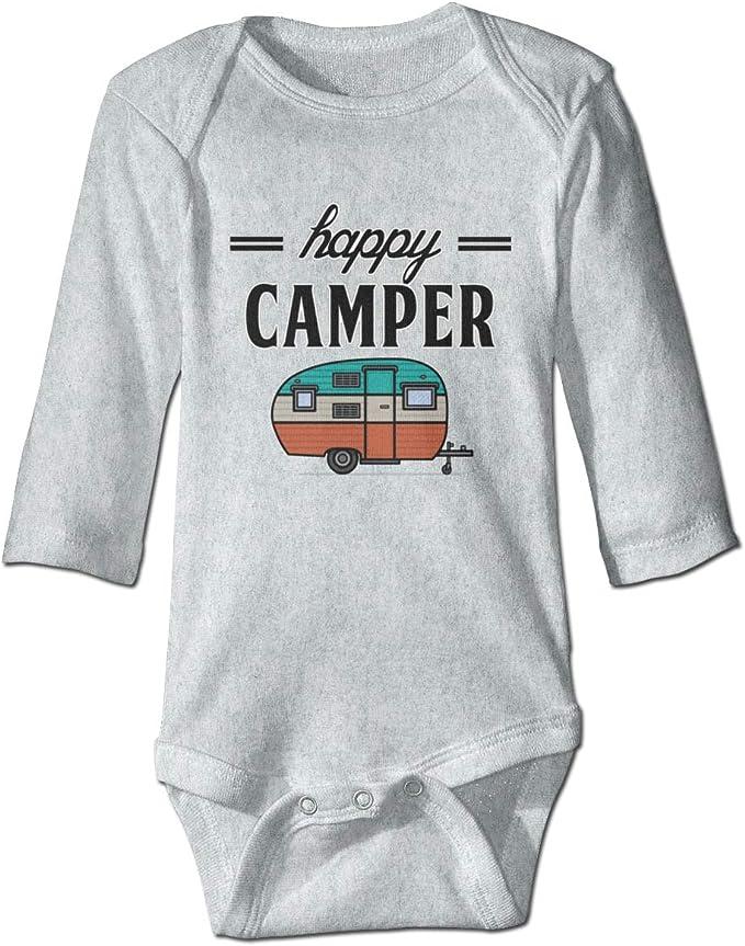 Toddler Tshirt Baby Onesie\u00ae Baby Clothes Happy Camper Onesie\u00ae Baby Shower Gift Baby Girl Onesie\u00ae Baby Boy Onesie\u00ae Baby Gift 9