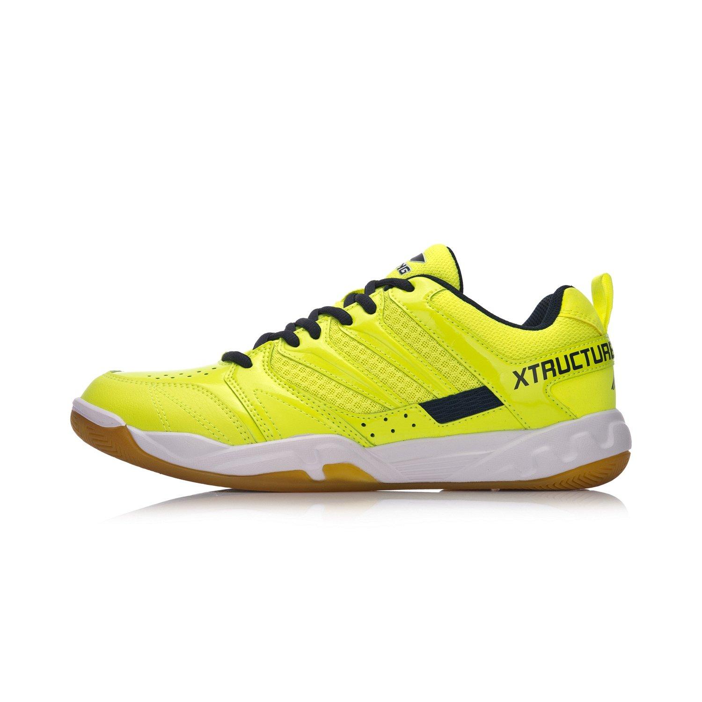 2018 Li-ning Men Badminton Shoes AYTN025-2 Green