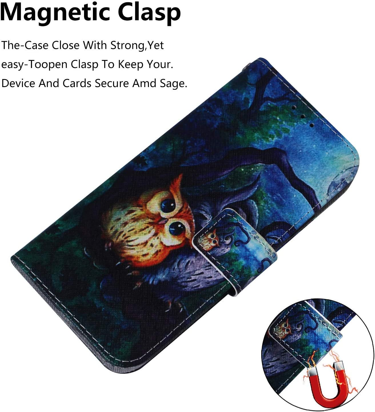 HMTECH Galaxy A71 Case Samsung Galaxy A71 Phone Cover 3D High-heeled Shoe PU Leather Flip Notebook Wallet Case Magnetic Stand Card Holder Slot Folio Bumper Case for Samsung Galaxy A71,TX Shoe