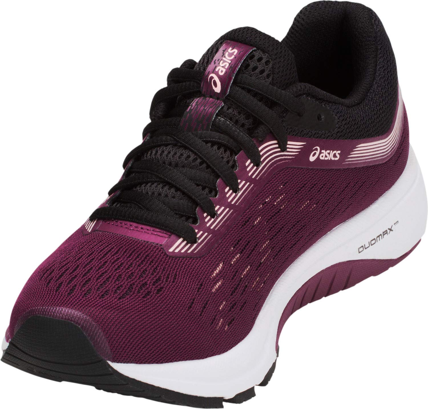 ASICS GT-1000 7 Women's Running Shoe, Roselle/Black, 5.5 B US by ASICS (Image #3)