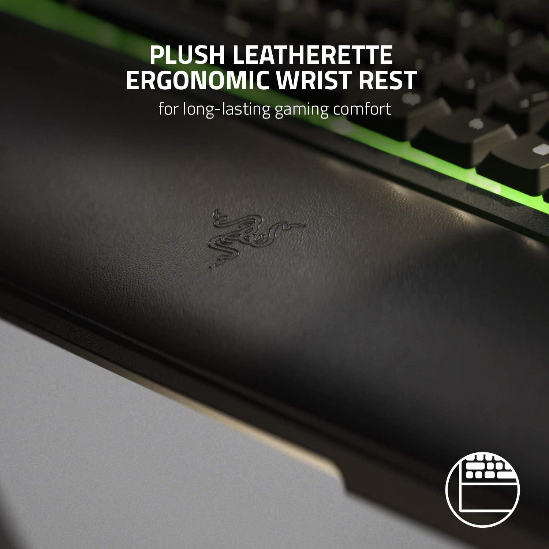 Razer Ornata V2 Mecha-membrane Gaming Keyboard plush leatherette