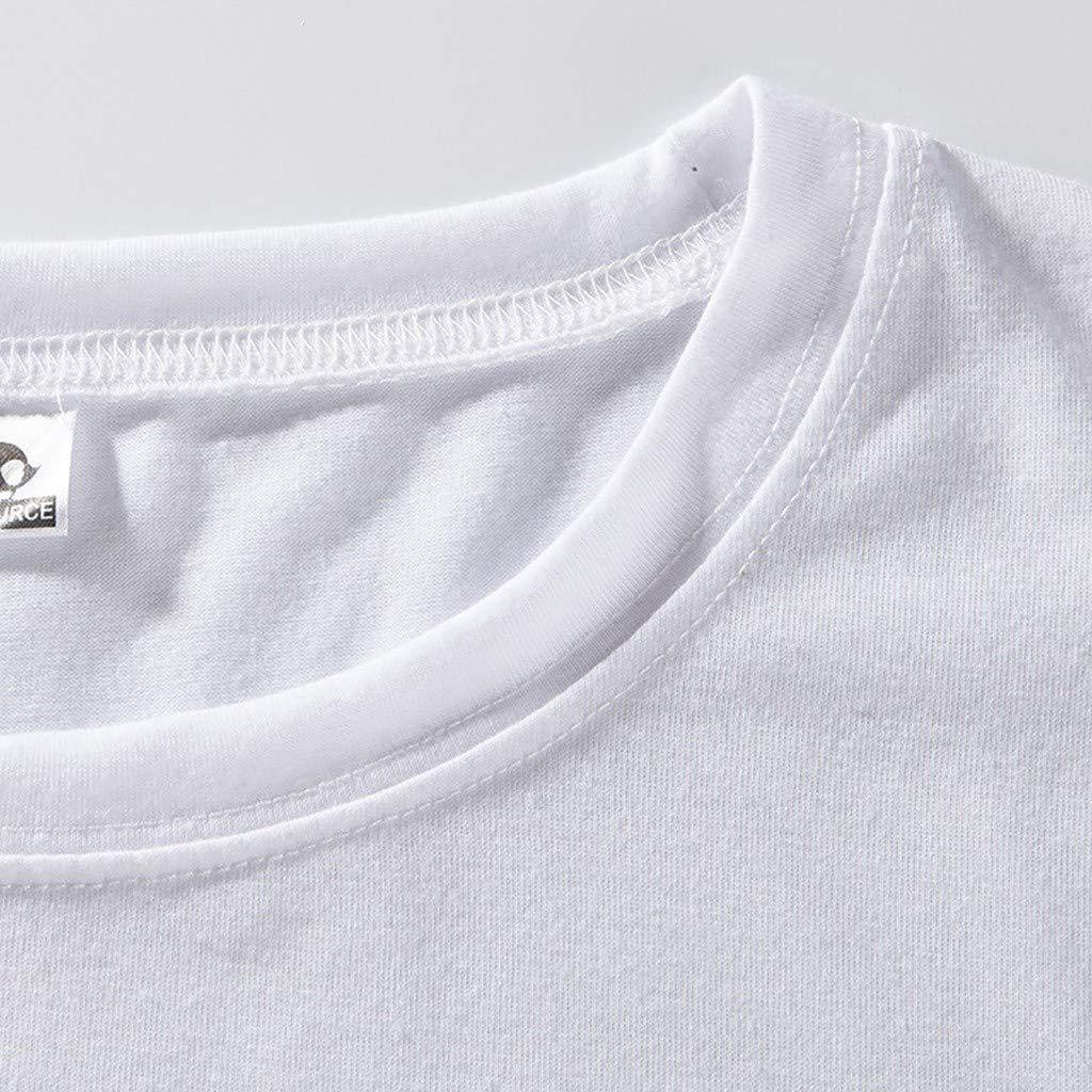 YFancy Summer Hot Fashion Popular Women Girl Summer Casual Loose Crewneck Short Sleeve Tops Tee Shirts Blouse T Shirt