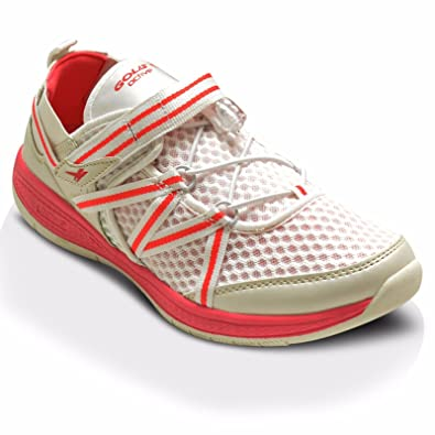 717350453ff9 GOLA Womens Gym Sports Active Velcro Ladies Mash Trainers Shoes Size UK 3-8  (