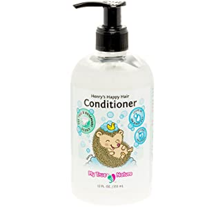 My True Nature Henry's Happy Hair Conditioner - Rosemary/Tea Tree - 12 oz