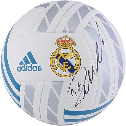 uk availability e619a 782a2 Cristiano Ronaldo Real Madrid Autographed Soccer Ball ...