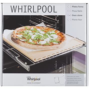 Placa piedra de terracota refractaria + pala + Cookbook para pizza ...