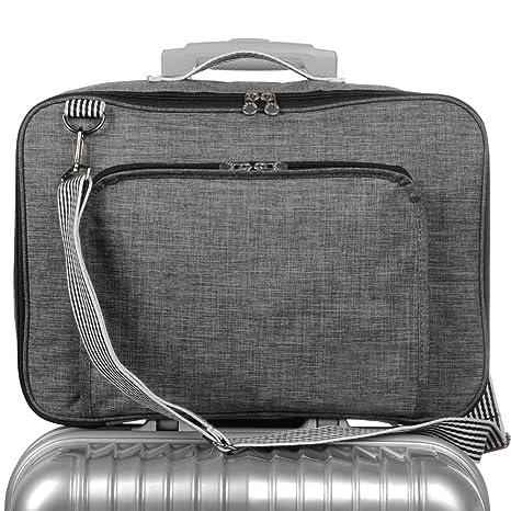 0efbb9d90a9b Arxus New Type Multifunctional Fashion Travel Duffel Storage Bag Water  Resistant Nylon (Black)