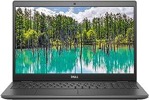 Dell Latitude 3510 Home and Business Laptop (Intel i5-10210U 4-Core, 8GB RAM, 256GB SSD, Intel UHD Graphics, 15.6