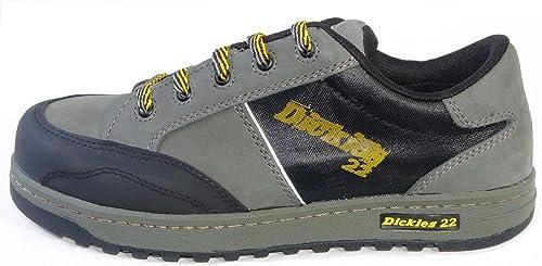 Dickies 22 Skate Shoe Trainer Branded