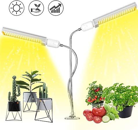 Amazon.com: Lámpara para plantas, Aokrean 2019, luz LED de ...