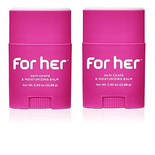 Bodyglide Anti-Chafe For Her-0.8OZ (2-Pack, One Size)