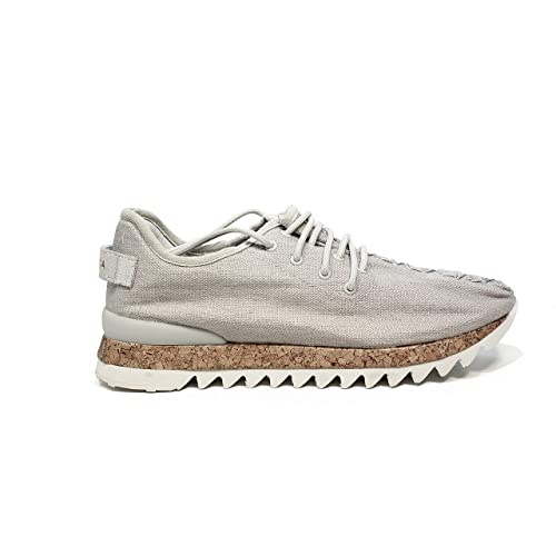 Apepazza DLY22 la Zapatilla de Deporte de Color Blanco Sucio Tela colección de Verano 2017 Primavera: Amazon.es: Zapatos y complementos