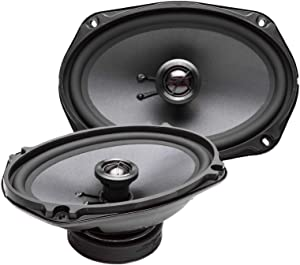 "Skar Audio TX69 6"" x 9"" 240W 2-Way Elite Coaxial Car Speakers, Pair"