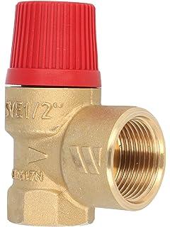 Watts - Diafragma de válvula de seguridad para calentadores de agua cerrados (conforme con norma