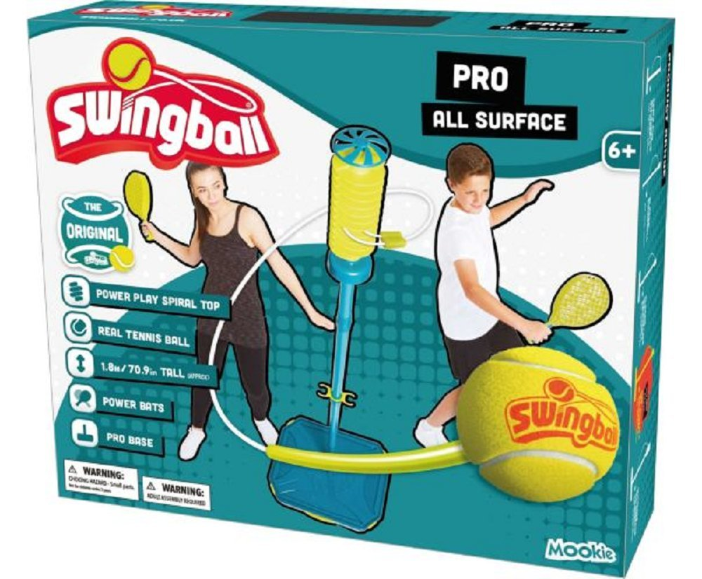 "National Sporting Goods All Surface Pro Swingball Stands 72"" tall by National Sporting Goods"