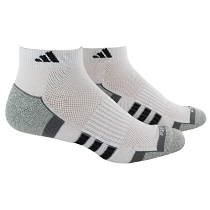 Adidas 2 Pack Climalite 2 Low Cut Socks