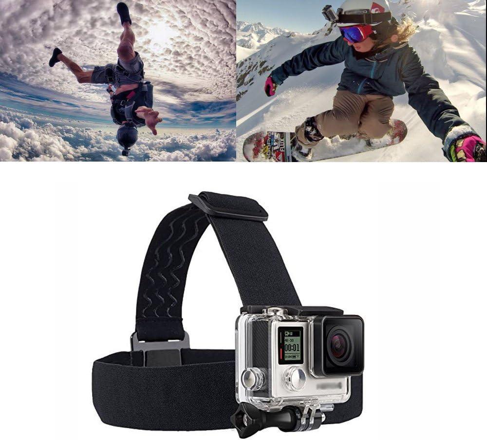Action Kamera Auto Mount Windschutzscheibe Saugnapf Mount Stativ Adapter f/ür ODRVM//Akaso//vtin//icefox//SJ4000//DBPOWER//Vemont//CAMKONG//Campark//Victure 4K //Crosstour//Apeman//Akaso ek7000 Action cam
