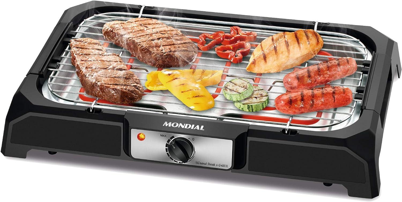 Mondial CH-05 Churrasqueira Elétrica Grand Steak and Grill