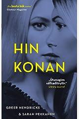 Hin konan (Icelandic Edition) Kindle Edition
