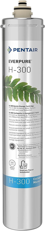 Everpure H-300 Water Filter Replacement Cartridge (EV9270-72 or EV9270-71): Home Improvement