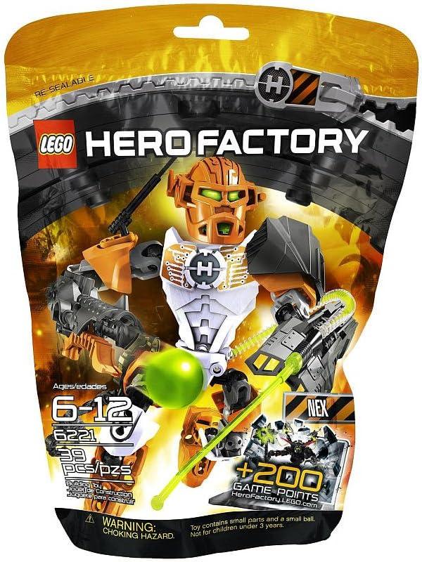 LEGO Hero Factory Nex 6221