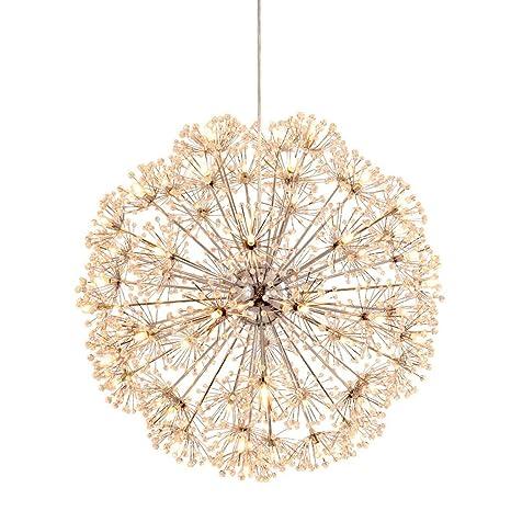GXJ Chandelier Crystal Chandelier Simple Modern Light Luxury ...
