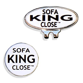 The Sofa King Close Golf Ball Marker Makes Sofaking Great Golf Gifts