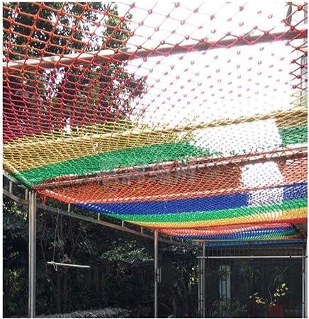 Red de soga de jardín red de seguridad red de carg Red de valla, red de