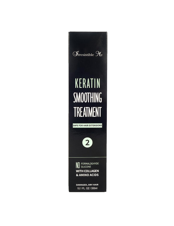 Amazon.com: Queratina + Colágeno Tratamiento de alisado de ...