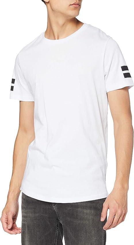 JACK /& JONES Jcoboro Tee SS Crew Neck T-Shirt Uomo
