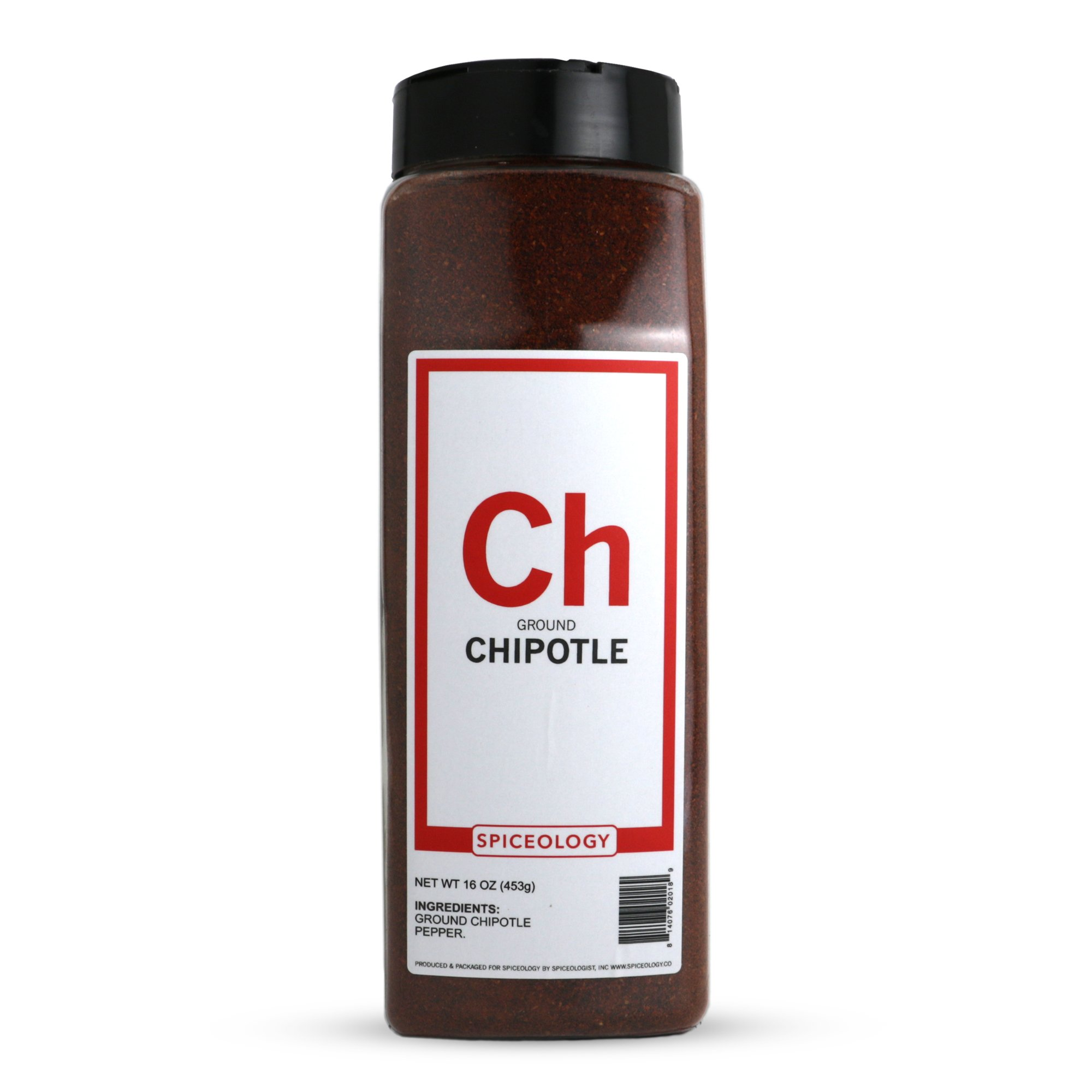 Spiceology Premium Spices - Ground Chipotle Powder, 16 oz