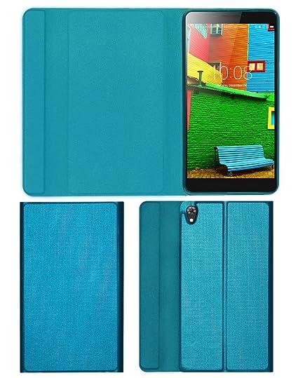 promo code 2292c 0ef1f Acm Imported Designer Tri-Fold Flip Case for Lenovo Phab 6.98