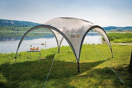 Coleman Event Shelter Carpa Cenador para Festivales, Jardín y Camping, Construcción Robusta de Mástiles, Gazebo con Protección Solar SPF 50+: Amazon.es: Deportes y aire libre